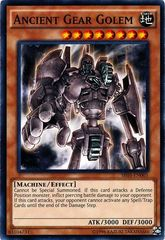 Ancient Gear Golem - SR03-EN005 - Common - Unlimited Edition on Channel Fireball