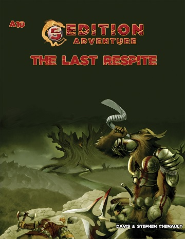 5Th Edition Adv: A10 - The Last Respite