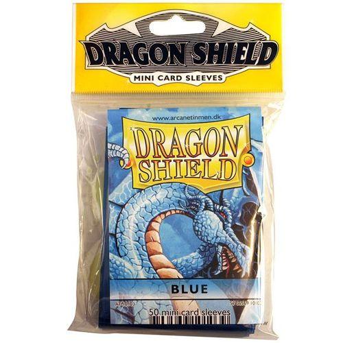 Dragon Shield - Mini 50Ct Pack: Blue