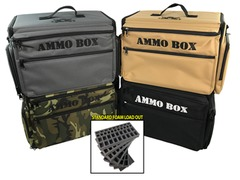 Battle Foam - Ammo Box Bag: Standard Load Out Black