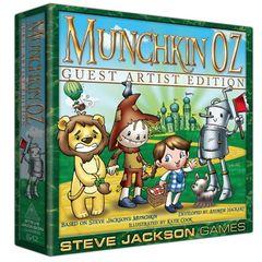 Munchkin Oz: Guest Artist Edition - Katie Cook