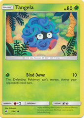 Tangela - 7/147 - Common