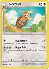 Noctowl - 107/147 - Uncommon