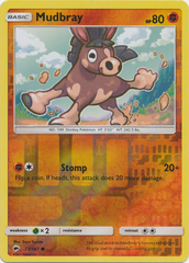 Mudbray - 77/147 - Common - Reverse Holo