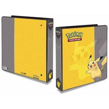Ultra Pro - Pokemon Pikachu 2 3-Ring Binder