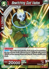 Bewitching God Vados - BT1-008 - R