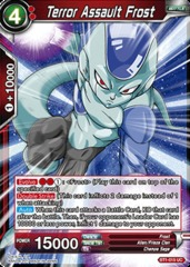 Terror Assault Frost - BT1-015 - UC