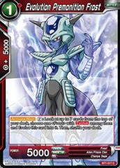 Evolution Premonition Frost - BT1-017 - C