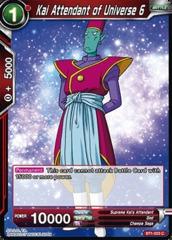 Kai Attendant of Universe 6 - BT1-023 - C