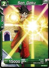 Son Goku - BT1-060 - C