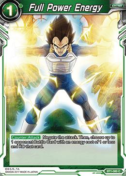 Full Power Energy - BT1-080 - C