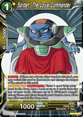 Sorbet, The Loyal Commander - BT1-092 - UC