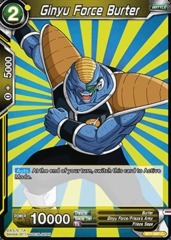 Ginyu Force Burter - BT1-097 - C