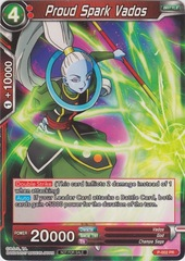 Proud Spark Vados - Shop Tournament Promo - P-002 - PR