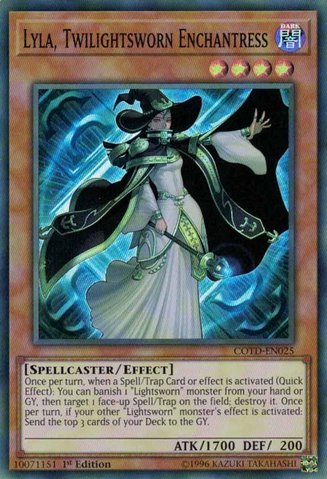COTD-EN036 1st Edition NM//M Common YUGIOH 3x The Ascended of Thunder