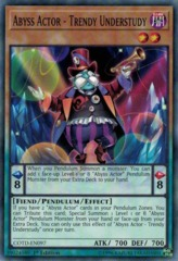 Abyss Actor - Trendy Understudy - COTD-EN097 - Common - 1st Edition