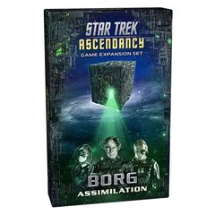Star Trek: Ascendancy - Borg Assimilation Set