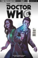 Doctor Who 10Th Year Three #9 Cvr A Bettin