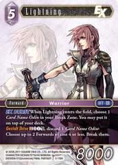 Lightning - 3-118H - Foil