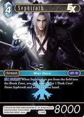 Sephiroth - 3-039R - Foil