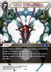 Zodiark, Keeper of Precepts - 3-147L - Foil