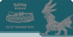 Sun & Moon: Crimson Invasion Elite Trainer Box