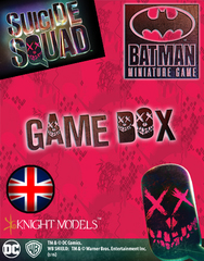 English Edition Suicide Squad Game Box