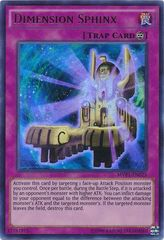 Dimension Sphinx - MVP1-ENG23 - Gold Rare - Unlimited Edition