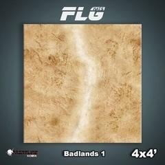 Front Line Gaming - Mats Badlands 1 4X4