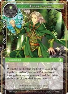 Elven Guide - SDR4-002 - R