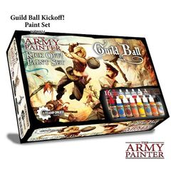 Guild Ball Paint Set