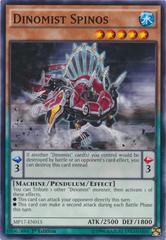 Dinomist Spinos - MP17-EN015 - Common - 1st Edition