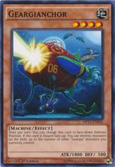Geargianchor - MP17-EN052 - Common - 1st Edition