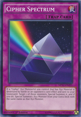 Cipher Spectrum - MP17-EN221 - Common - 1st Edition