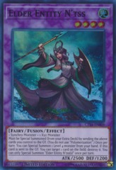 Elder Entity N'tss - CT14-EN009 - Super Rare - Limited Edition