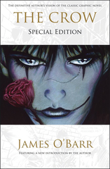 Crow Special Ed Hc Gn (STL058576)