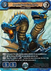 Aquatic Battle Unit, Hydra - DB-BT01/050 - RR - Foil