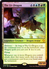 Oversized - The Ur-Dragon - Foil