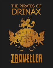 Traveller The Pirates Of Drinax