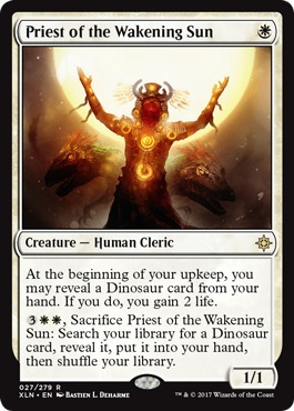 Priest of the Wakening Sun