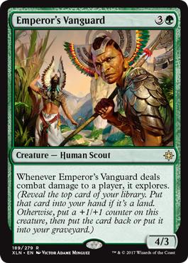 Emperors Vanguard