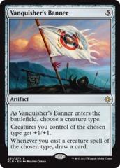 Vanquisher's Banner - Foil