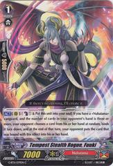 Tempest Stealth Rogue, Fuuki - G-BT11/079EN - C