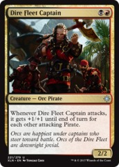 Dire Fleet Captain