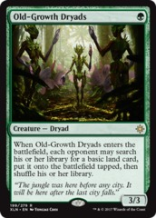 Old-Growth Dryads - Foil
