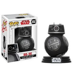 Pop! Star Wars 202: Star: Wars: The Last Jedi - Bb-9E
