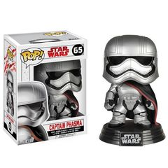 Pop! - Captain Phasma (SW The Last Jedi)