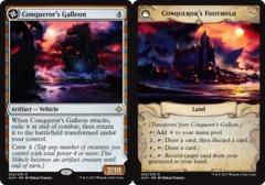 Conqueror's Galleon // Conqueror's Foothold