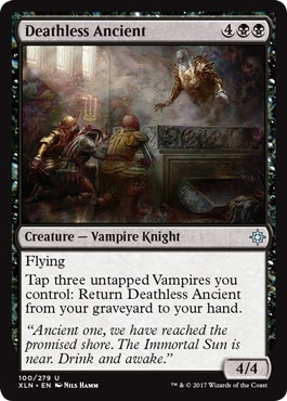 Deathless Ancient - Foil