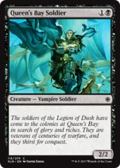 Queen's Bay Soldier - Foil